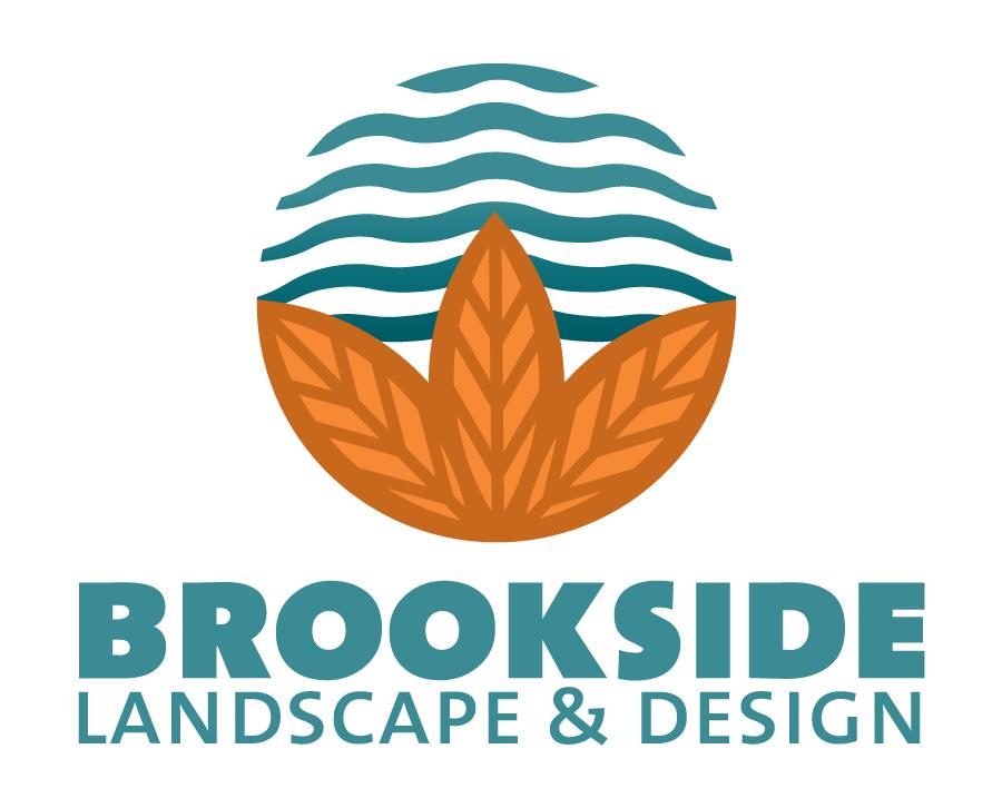Brookside Landscape Logo