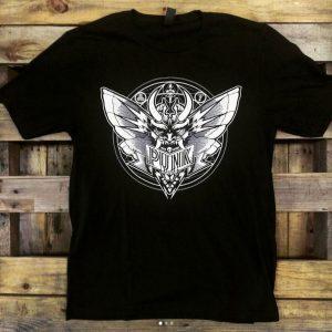 PNW Punk shirt design
