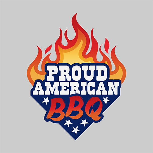 Proud American BBQ Logo
