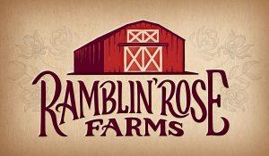 Ramblin Rose Farms Logo