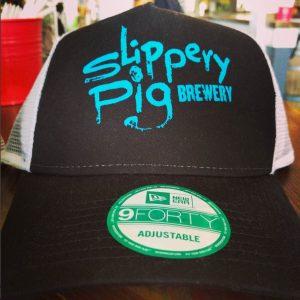 Slippery Pig Hat