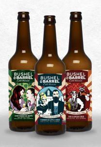 Bushel & Barrel Bottle Mocks